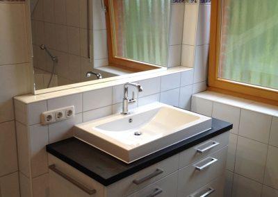 Waschtischschrank wandhängend