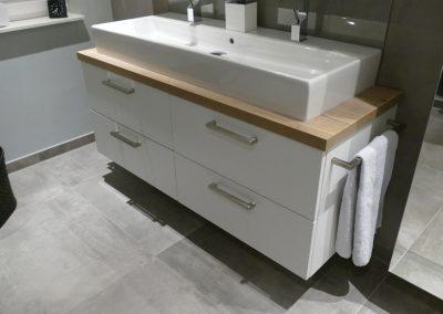 Waschtischschrank Tischlerei Brümmer