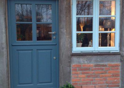 Tischlerei Brümmer Holzfenster mit Sprossen