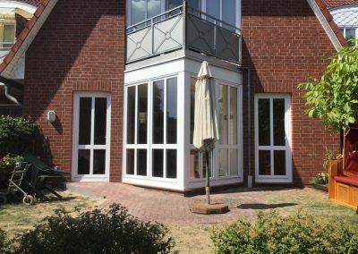 Tischlerei Brümmer Eckelementfenster